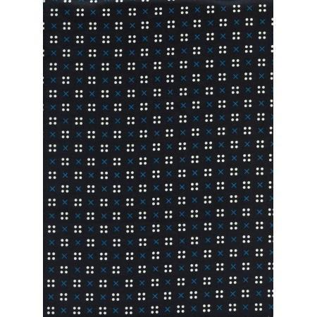 3031 11 Black LAWN Penny Arcade Cotton & Steel