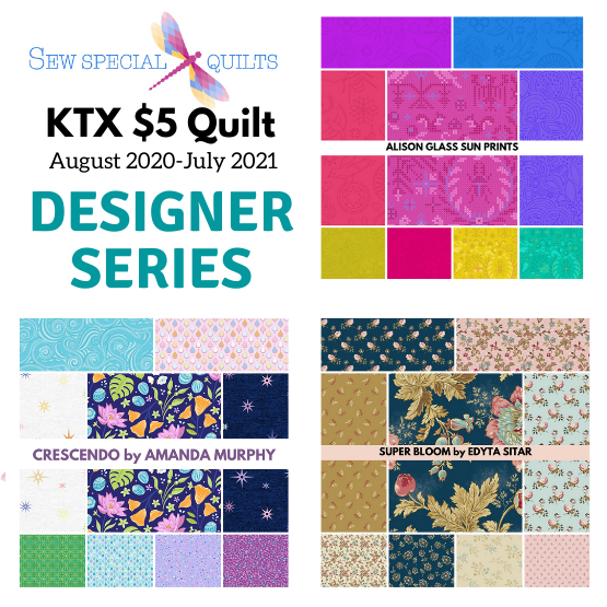 Designer $5 QUilt