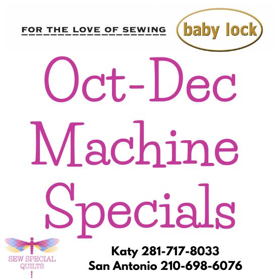 oct baby lock
