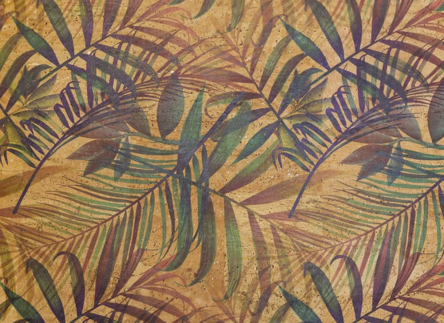 Pacific Palms Cork Roll 18 x 27