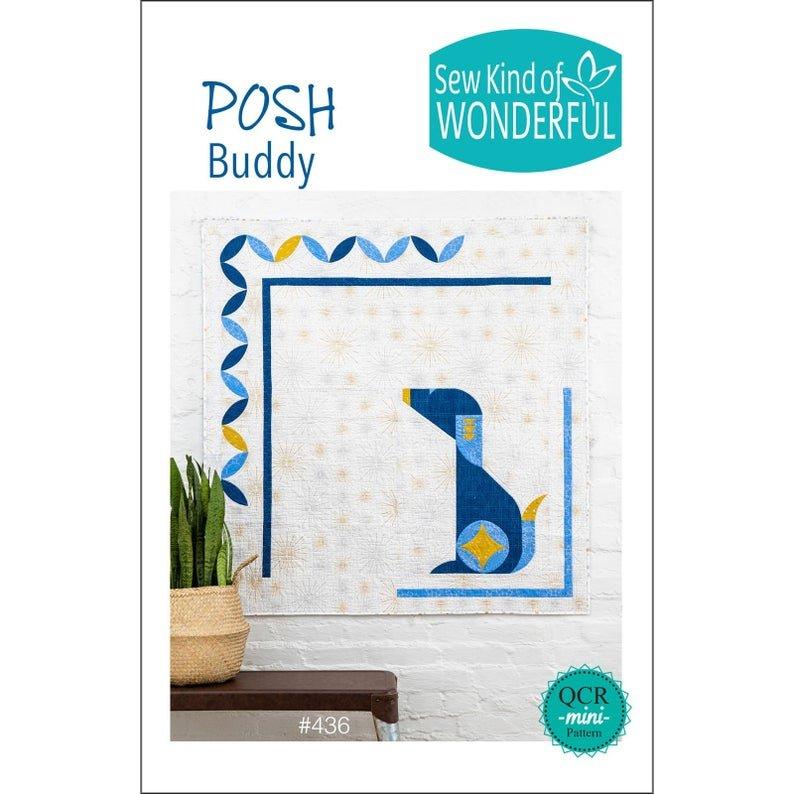 #436 QCR Posh Buddy Sew Kind of Wonderful