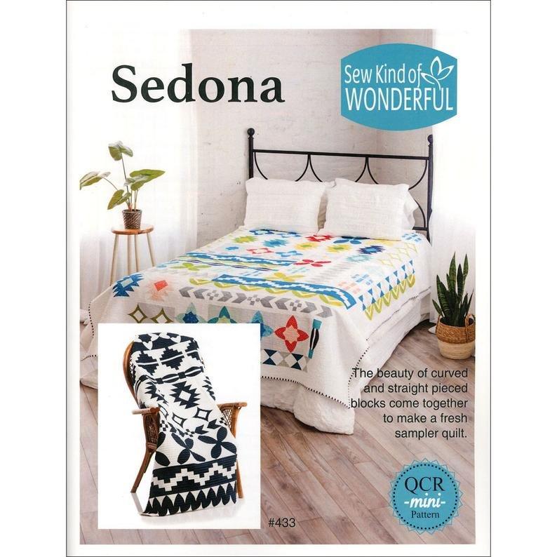#433 QCR Sedona Sew Kind of Wonderful