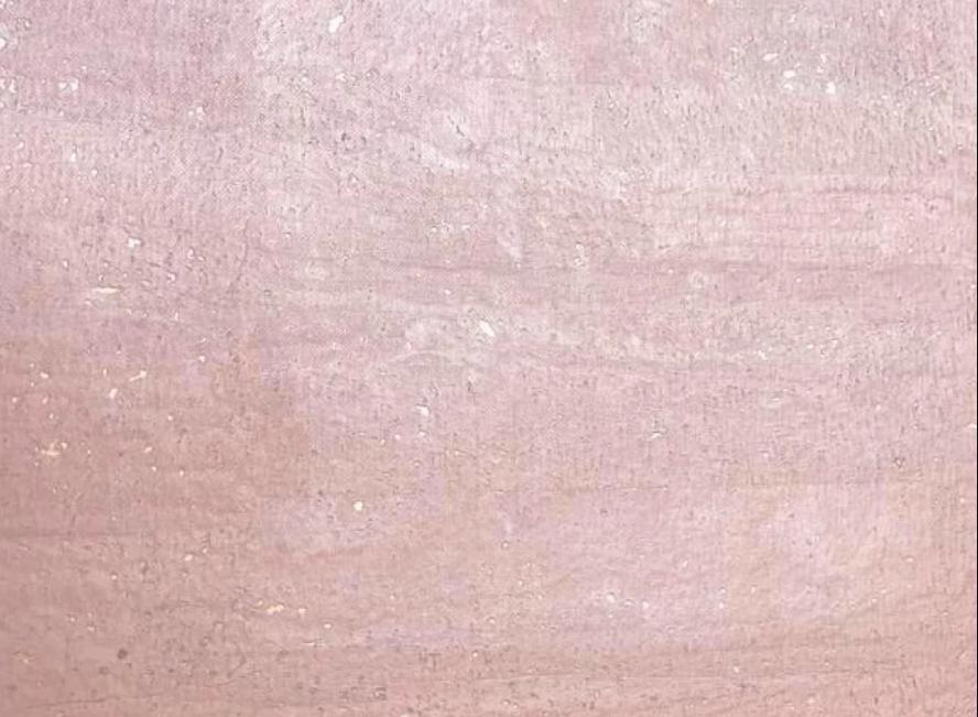 Shimmering Blush Cork Roll 18 x 27