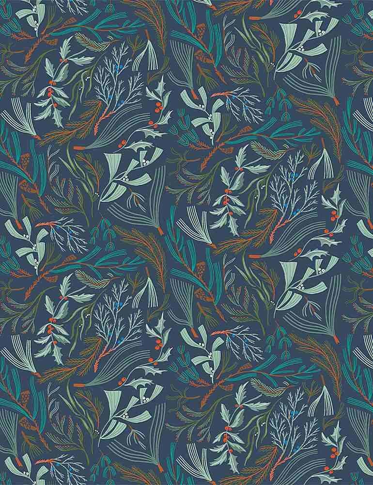 STELLA-SRR1811 Quartz Foliage Frosty Forage Dear Stella