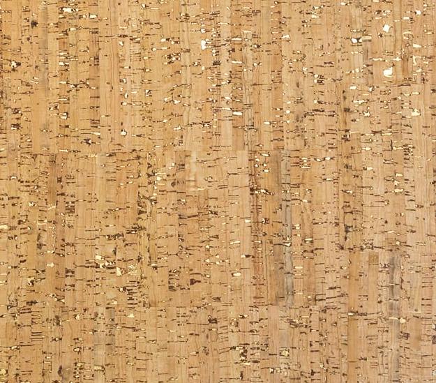 Stripped Gold Cork Roll 18 x 27