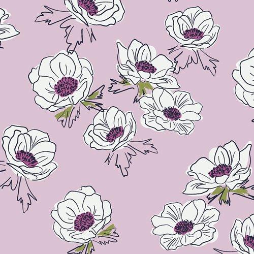 TRV-68122 Anemone Cascade Trouvaille Art Gallery Fabrics