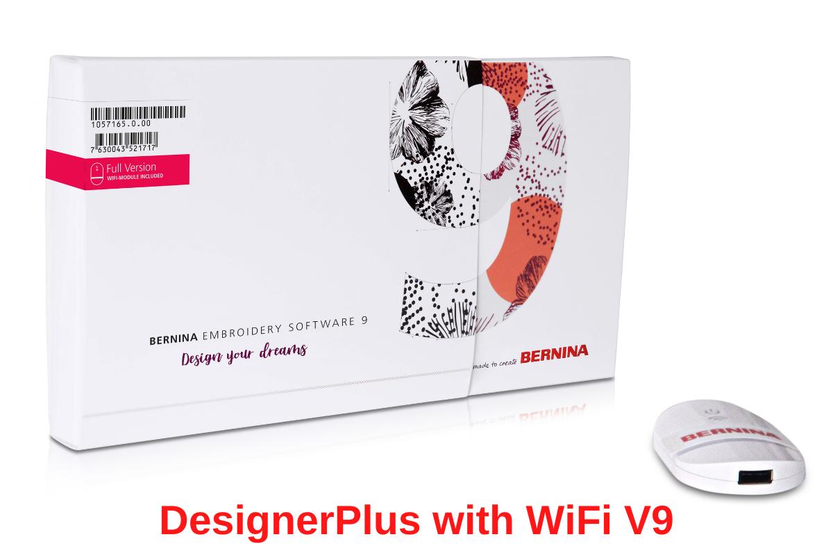 Bernina designerplus version 9