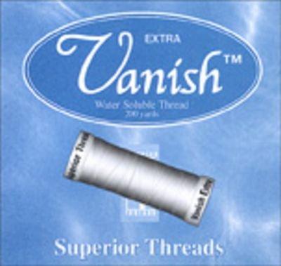 Vanish Extra Water Soluble Thread