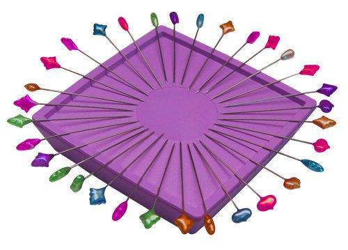 Zirkel Purple Magnetic Pincushion