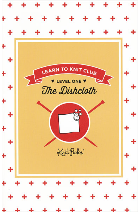 Learn to Knit-The Discloth