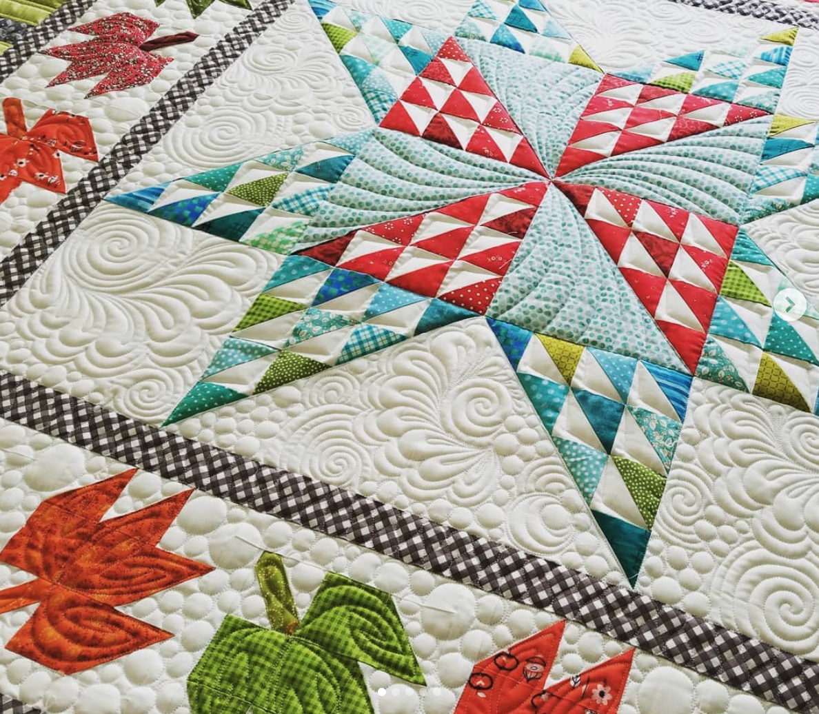 Autumnville quilt