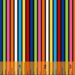 Cotton - Multi Stripe