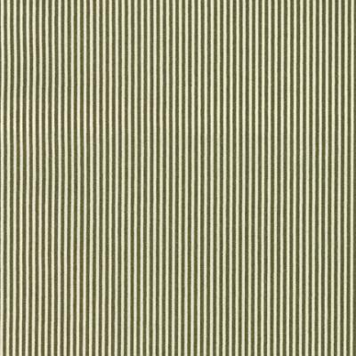 Cotton - Simple Stripe Green