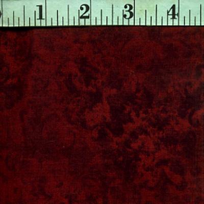 Cotton - Basics Burgundy