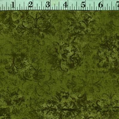 Cotton - Basics Olive