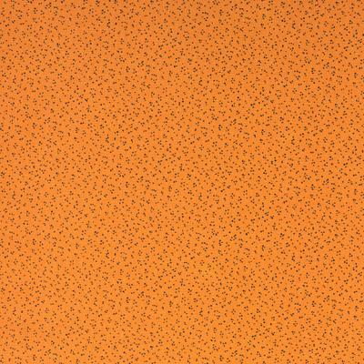 Cotton - Orange Speckle