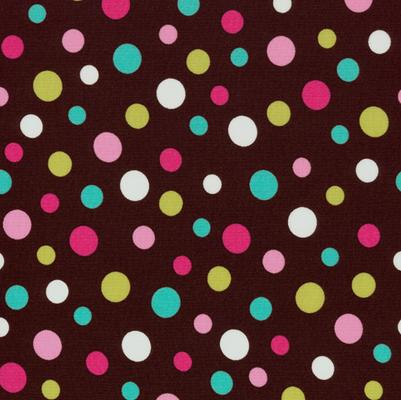Cotton - Dots Multi