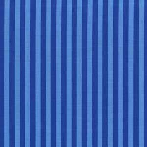 Cotton - Periwinkle Stripe