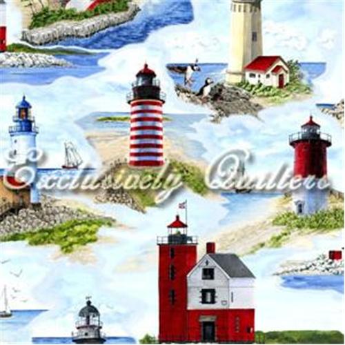 Cotton - Lighthouse Scenes