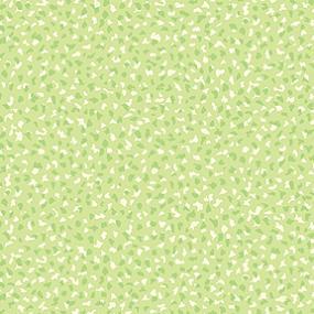 Cotton - Sugar Sprinkles Light Green