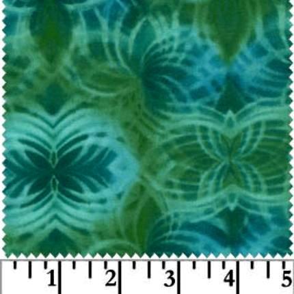 Cotton - Atlantic Green