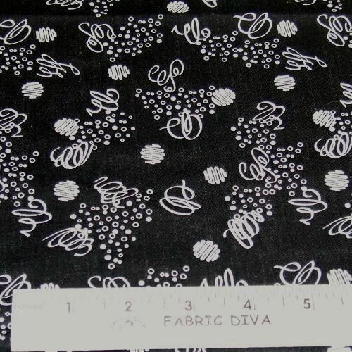 Cotton - 99049 Black