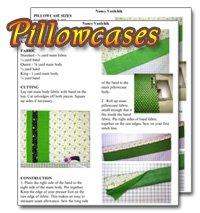 Cotton Pillowcase Kit
