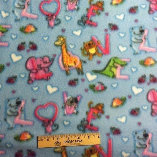 Baby kid teen fleece fabric for Girly dinosaur fabric