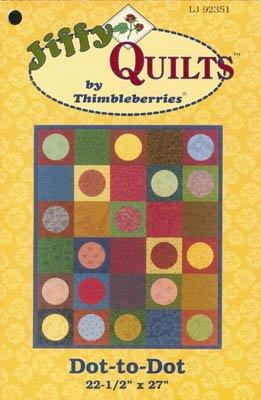 Dot to Dot Jiffy Quilt Pattern