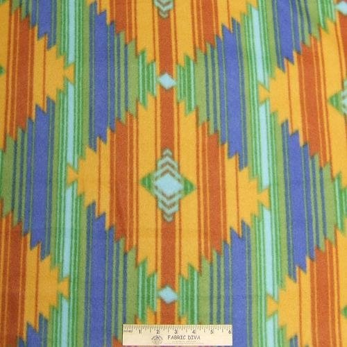 SALE! Turquis SW  Fleece Fabric LAST YARD