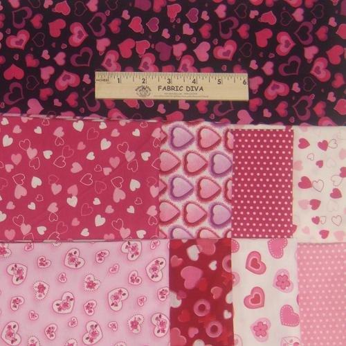 Valentine's Day Tablerunner Pattern