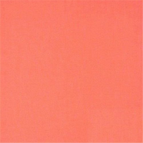 <B>LAST 2 YARDS</B>  Coral Solid Fleece Fabric