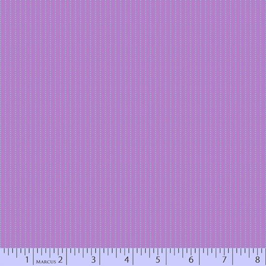 Lavender dotted stripe
