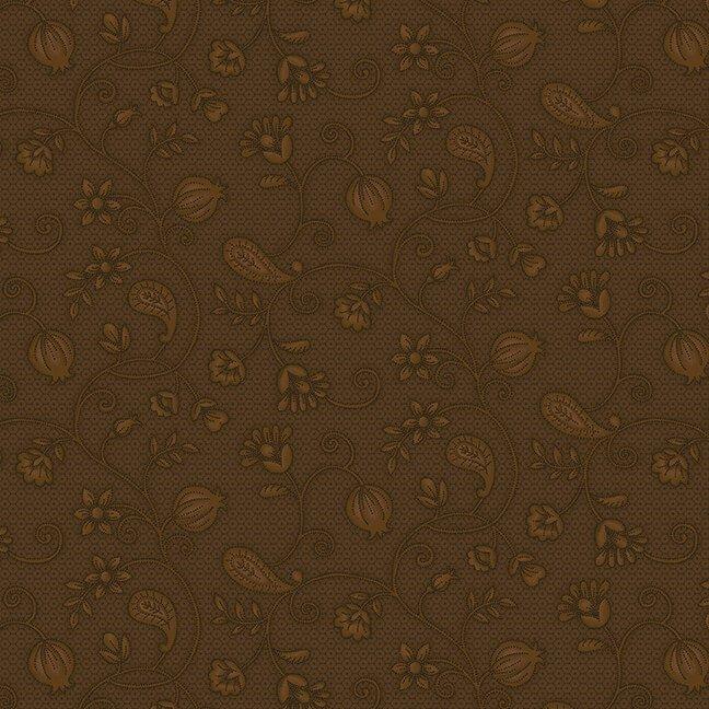Brown garden bramble
