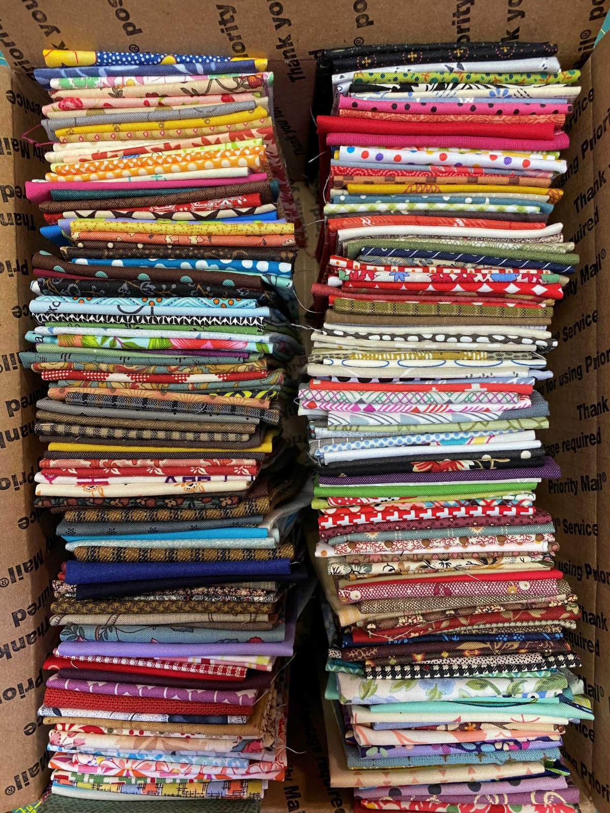 250 different fat sixteenths--ultimate stash builder bundle