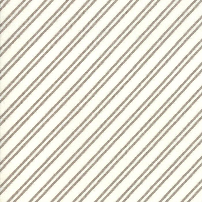 Cream tie stripe