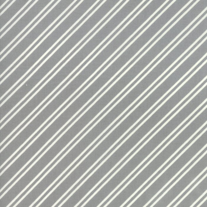 Gray tie stripe