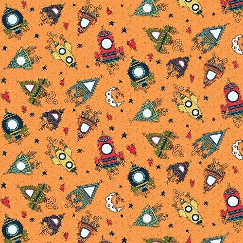 Orange rockets