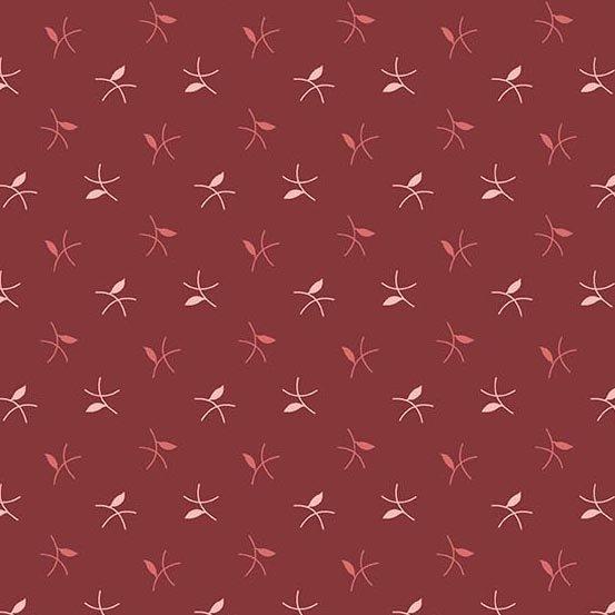 Crimson twigs