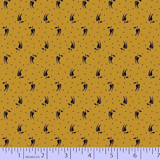 Cheddar feather print