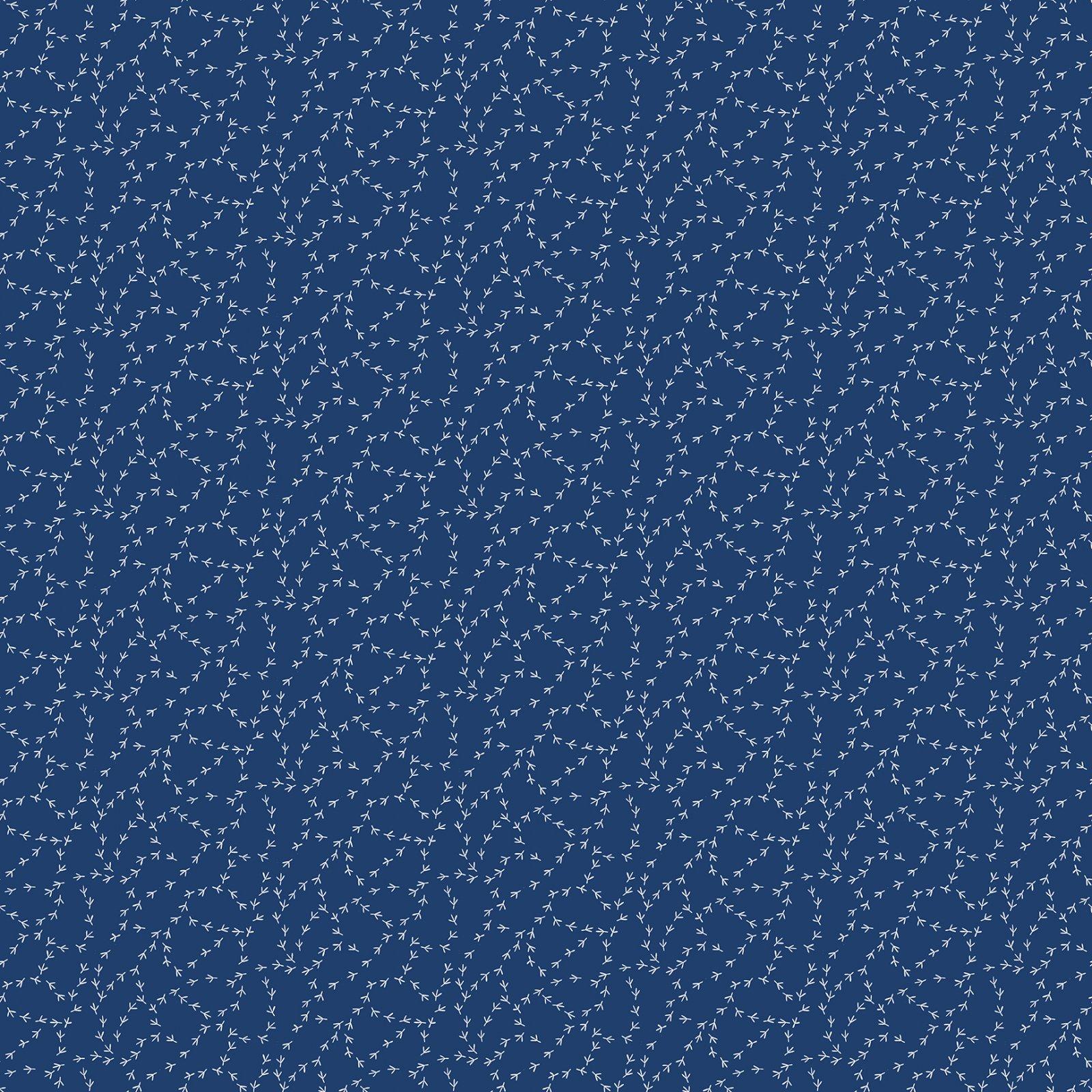 Navy blue tracks
