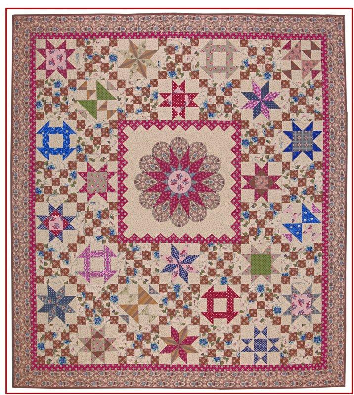 Avalon pattern