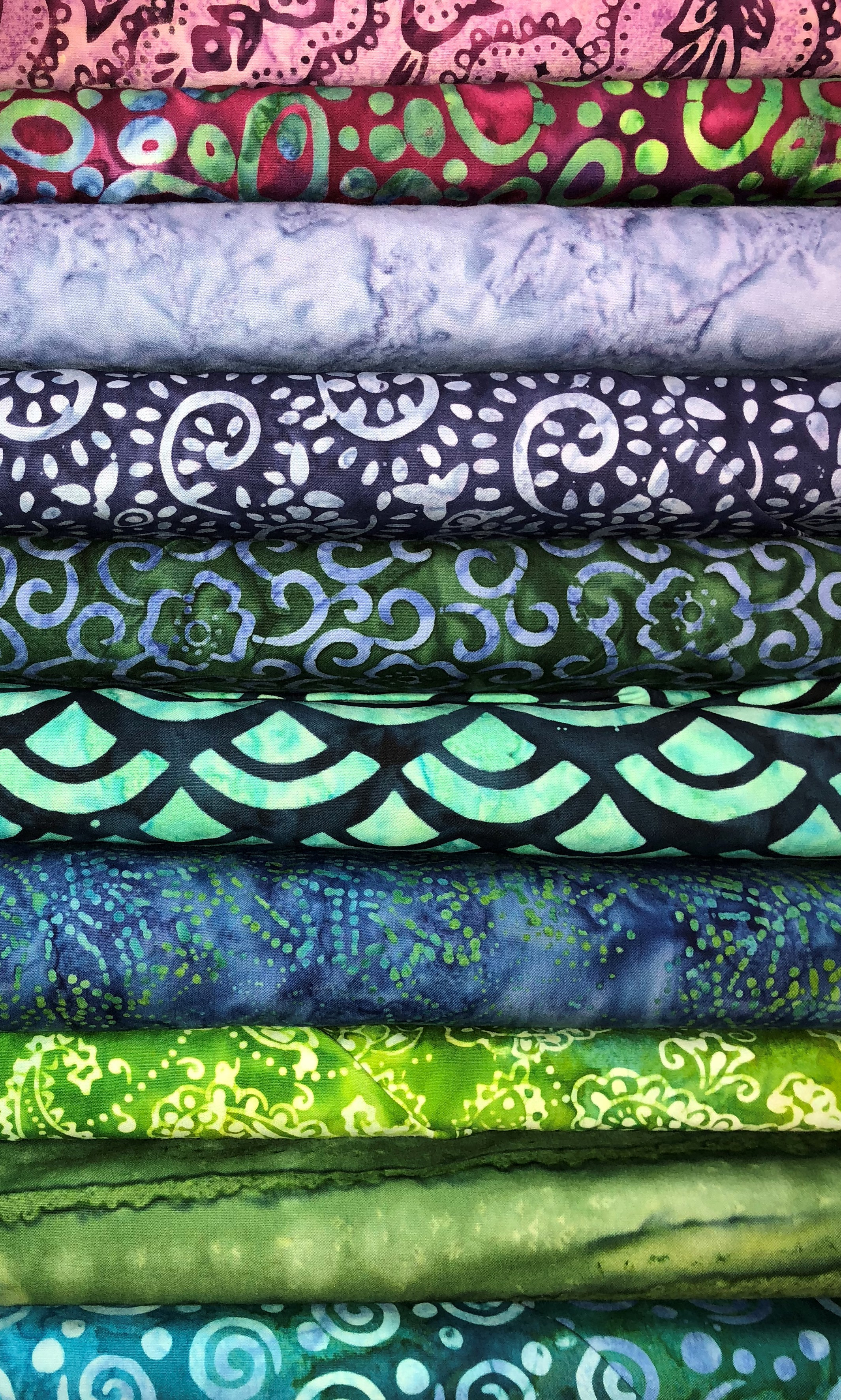 Cool batiks bundle