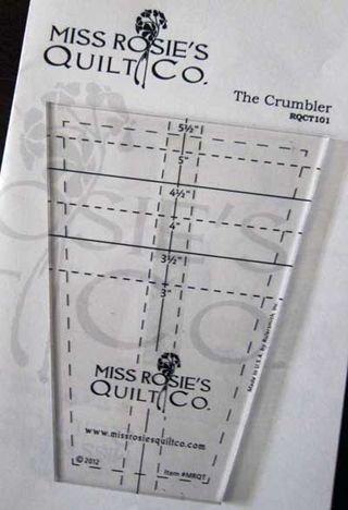 The Crumbler ruler