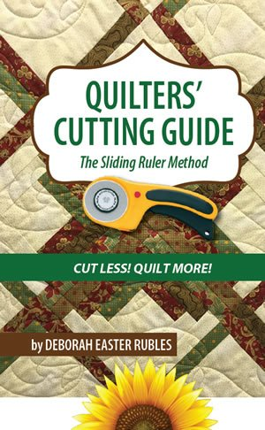 Quilters' Cutting Guide book