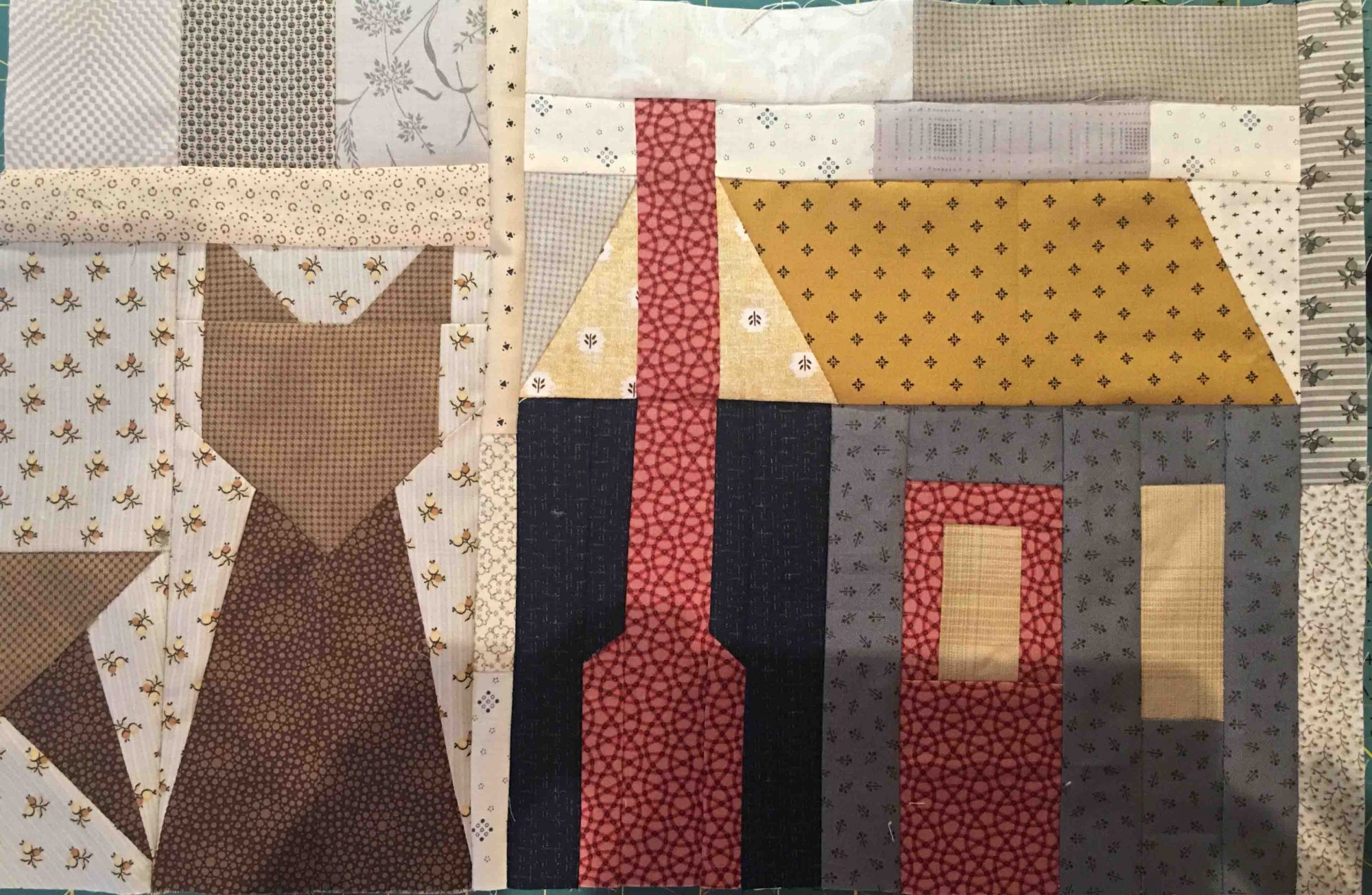 The Fairy Tale Quilt monthly program