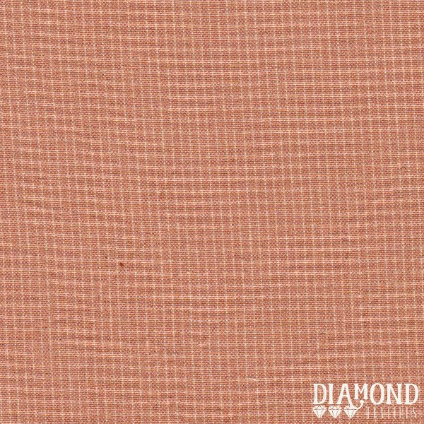 Pink windowpane plaid