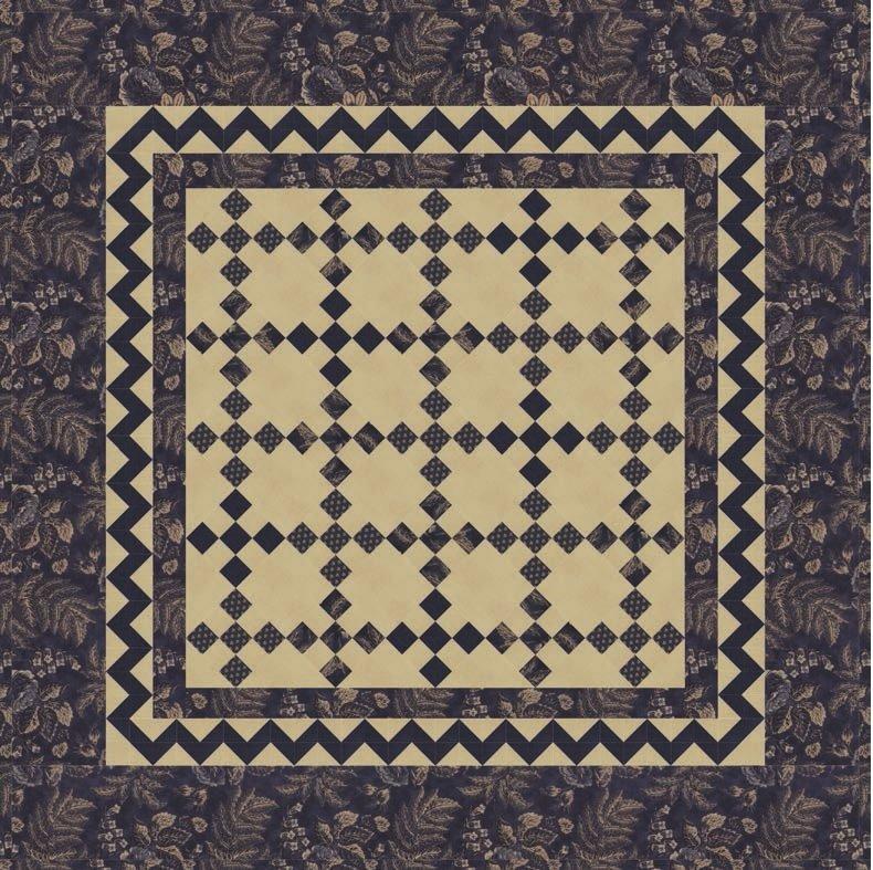 Garden Hill pattern