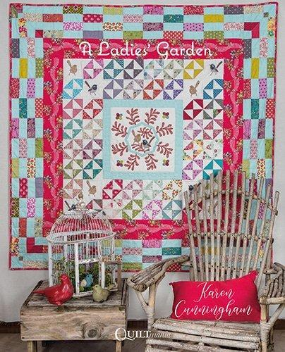 A Ladies' Garden by Karen Cunningham