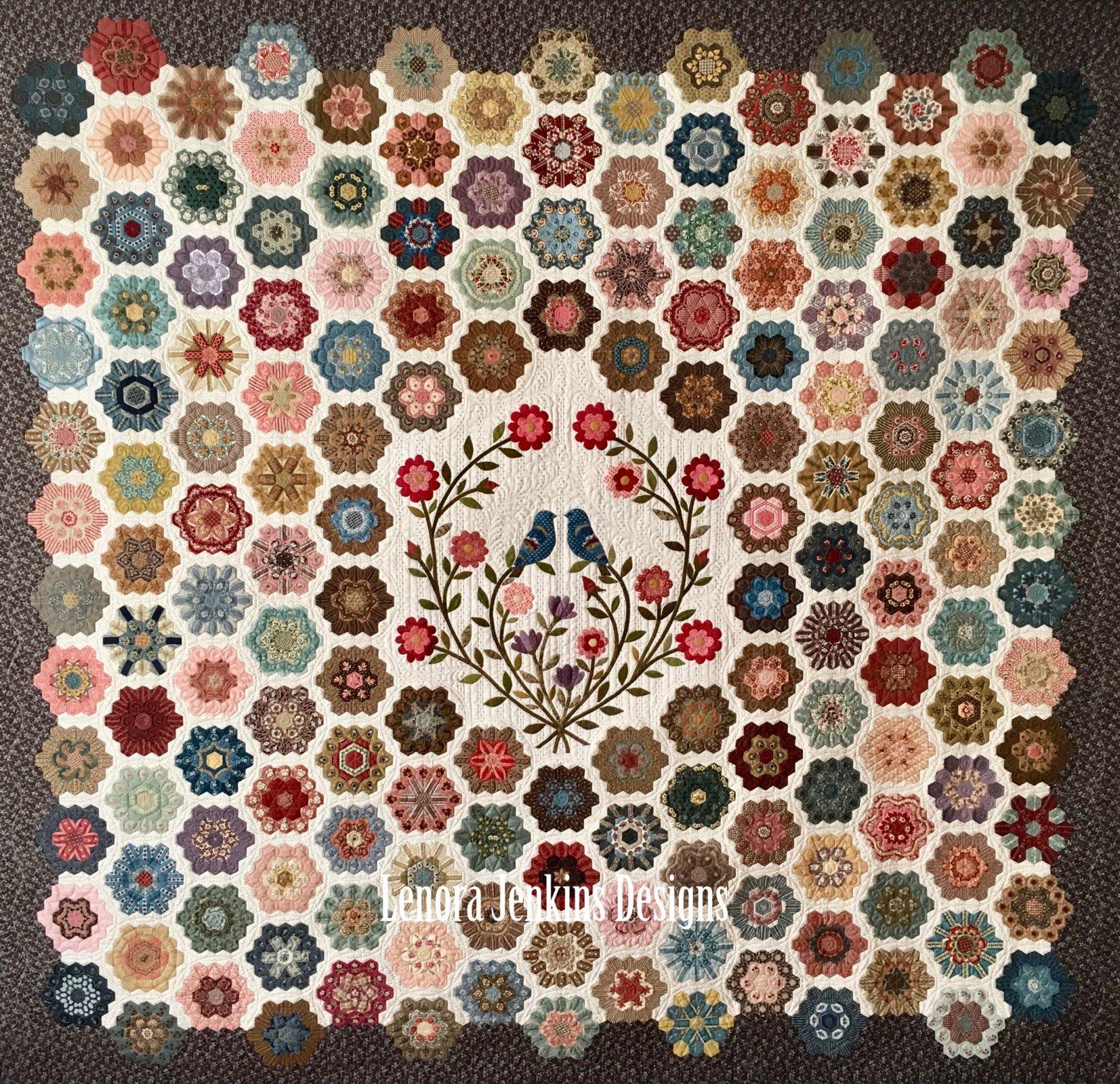 Maggie Maguire's Garden pattern